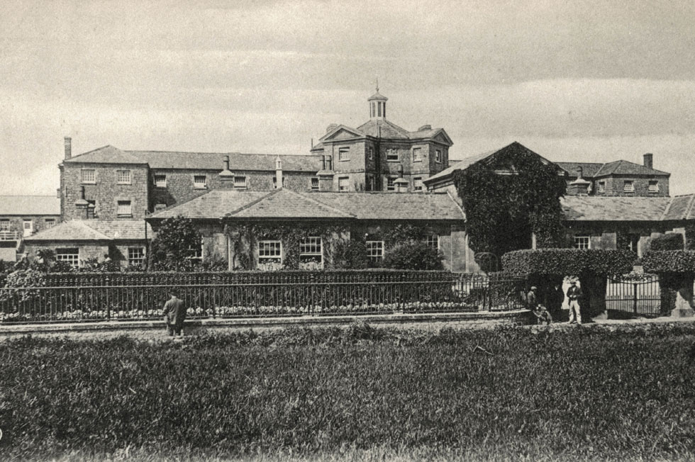 Williton Workhouse, opened 1838 (2)